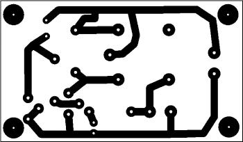 placa lado de cobre 1 350x204 Sensor de temperatura usando NTC – Acionando Ventoinhas