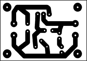 Placa lado de cobre2   sensor de temperatura usando ntc – acionando ventoinhas