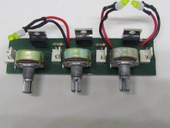 4 controlador de fan manual