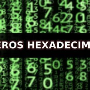 Conversão de números hexadecimais