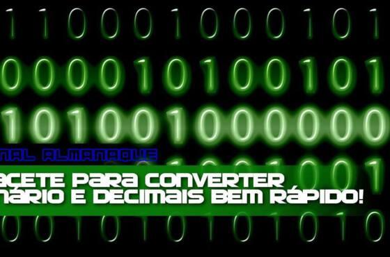 maxresdefault 5  Tutoriais Macete para converter binários e decimais