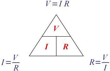 Ohms law2  eletrônica básica, teoria calculando corrente, tensão e resistência - lei de ohm