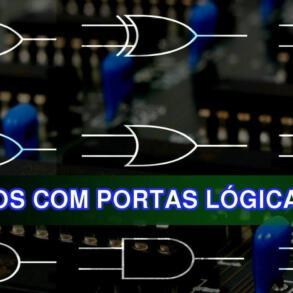 Circuitos com portas lógicas