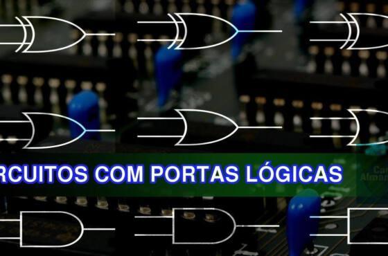 maxresdefault 1  portas lógicas Circuitos com portas lógicas