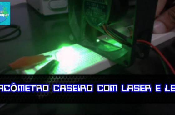 maxresdefault  Iluminação /led Como fazer um tacômetro caseiro com LED