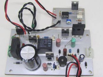 IMG 1564 350x263 Fonte Ajustável com  Lm350+Tip147 1.2   33V   4A