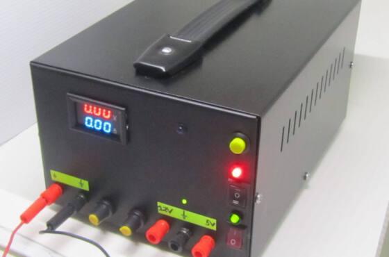 Imgdestacada scaled lm350  fonte ajustável com  lm350 +tip147 1. 2 - 33v - 4a