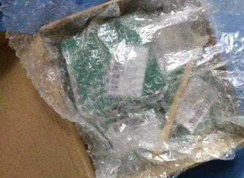 jlcpcb, Pingou o novo pacote de placas de circuito impresso de qualidade direto da China via JLCPCB