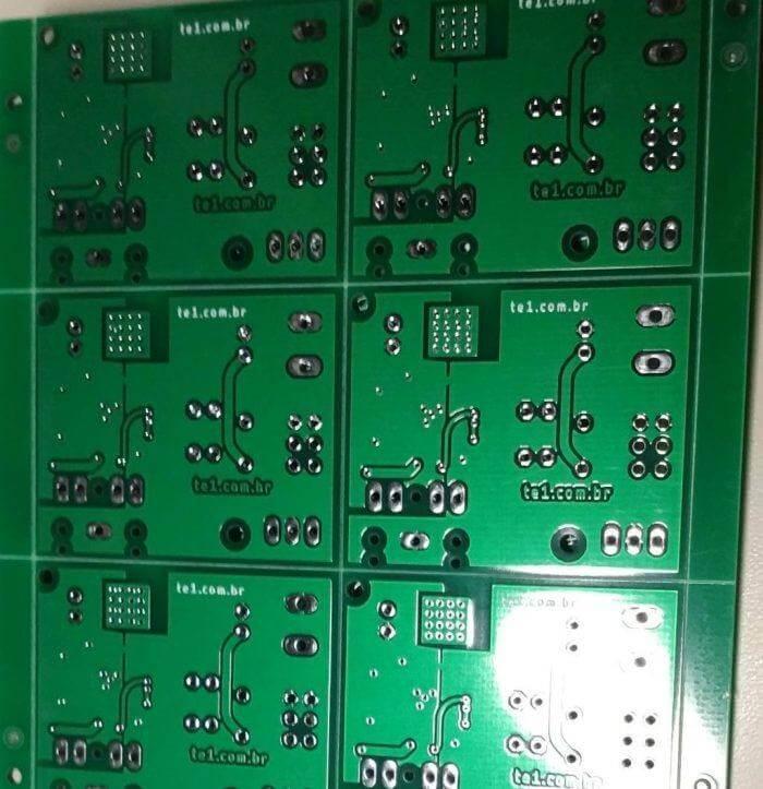 IMG 20180527 133428 700x723 Pingou o novo pacote de placas de circuito impresso de qualidade direto da China via JLCPCB