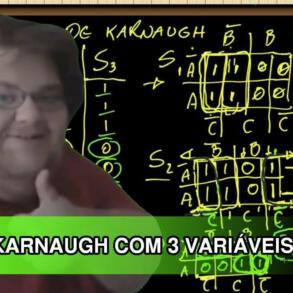 Aprenda o Mapa de Karnaugh – 3 variáveis