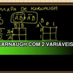 Aprenda o Mapa de Karnaugh – 2 variáveis