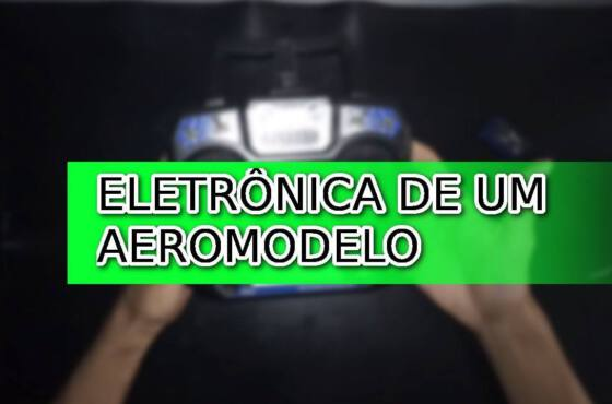 maxresdefault aeromodelismo Tutoriais Aeromodelismo - Componentes de um Aeromodelo