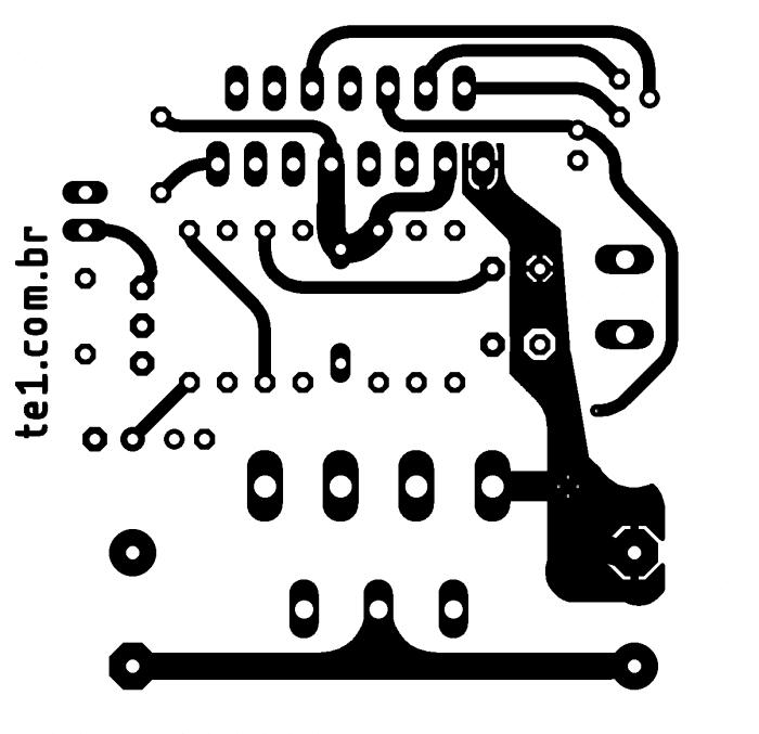 minimus amplificador potência ci tda7293 tda7294 2 tda7293 Amplificador, amplificador de áudio, amplificador de potência, Áudio, Circuitos, tda, tda7293, tda7294 #Minimus - Amplificador potência CI TDA7293 ou TDA7294 com fonte