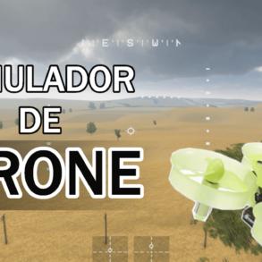 Simulador de drone racer- LIFTOFF