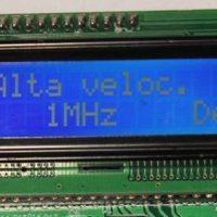 Gerador de função onda alta velocidade 1 mhz
