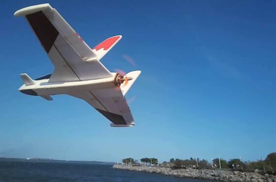 maxresdefault aeromodelo Vídeos Voo com aeromodelo na praia