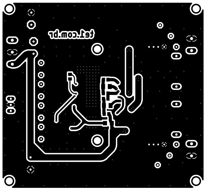 circuito amplificador ci tda8954 classe d 2x 210w 1 amplificador TDA8954 Amplificador, amplificador de áudio, amplificador de potência, Áudio, Circuitos, Classe D, tda, tda8954, TDA8954TH Circuito amplificador CI TDA8954TH Classe D 2x 210W