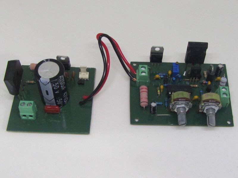 Fonte De Tensão E Corrente Com Amplificador Operacional Lm324