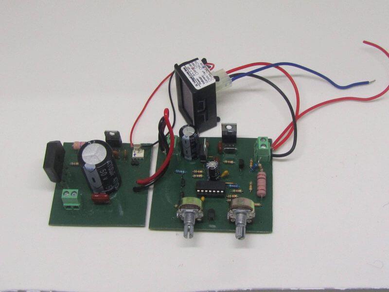 Fonte De Tensão E Corrente Com Lm324 Verasão Com E Transistores Mosfets Ligação Voltímetro