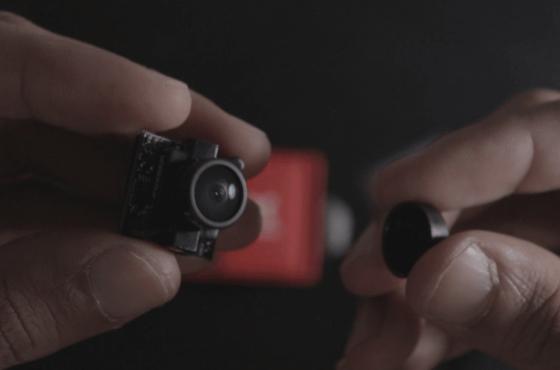 Camera câmera e receptor para drone vídeos câmera e receptor para drone