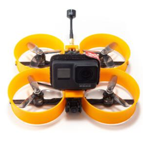 Monte o drone CINEWHOOP