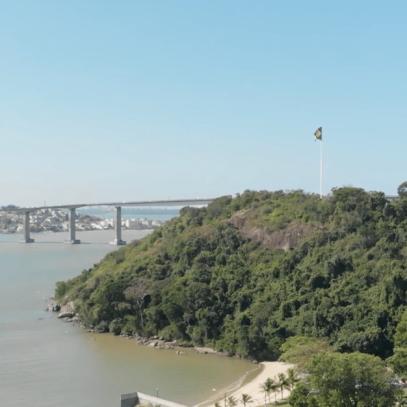Filmagem aérea com drone MAVIC AIR