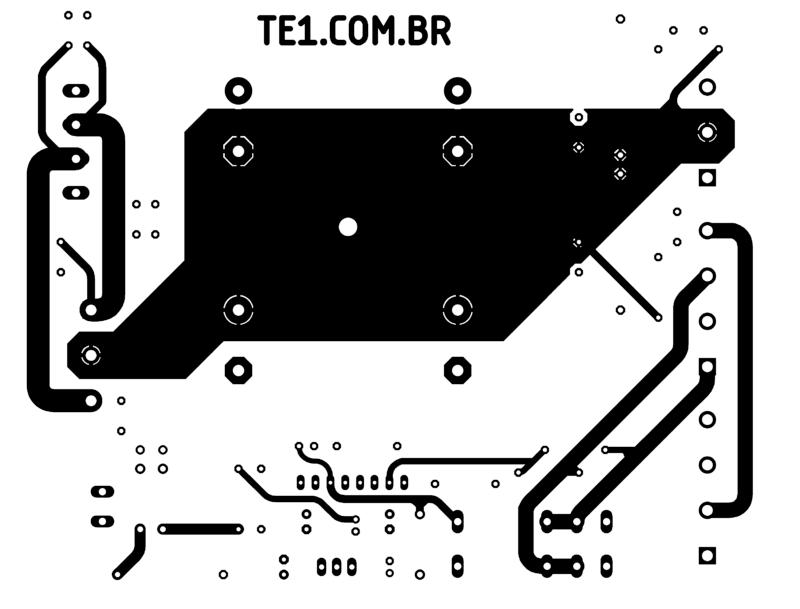 Pcb topo upc1237