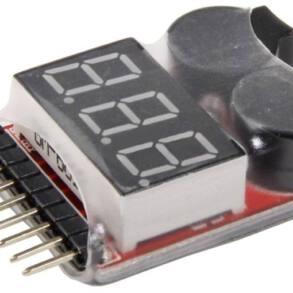 Como testar bateria LIPO