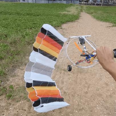 Paraglider rc