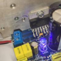 Tda7297 amplificador original