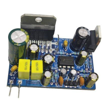 Amplificador com tda7379 ou sta540 com pré #minimus