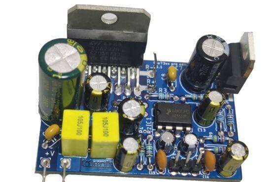 Tda7375 placa esquema circuito tda7379 tda7377 amplificador com tda7379 ou sta540 com pré #minimus