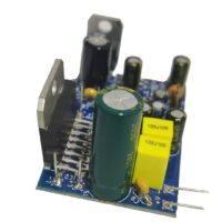 Tda7377 placa circuito esquema
