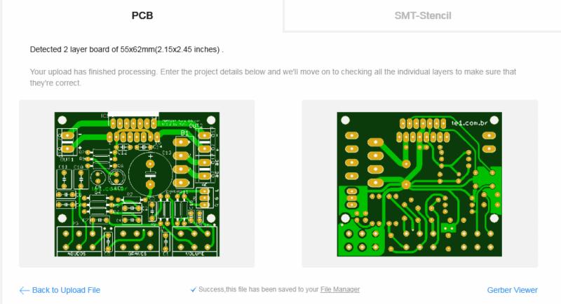 Pcb prototype fabrication manufacturer jlcpcb com