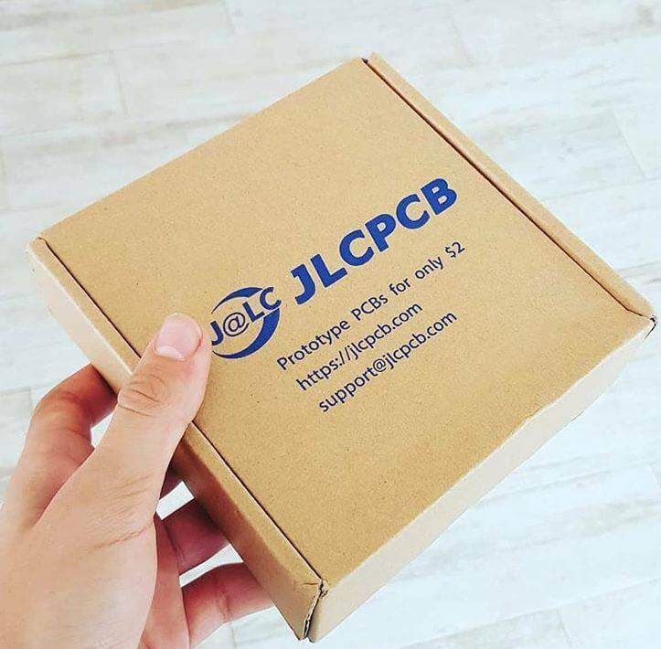 Jlcpcb Easyeda Pcb Box