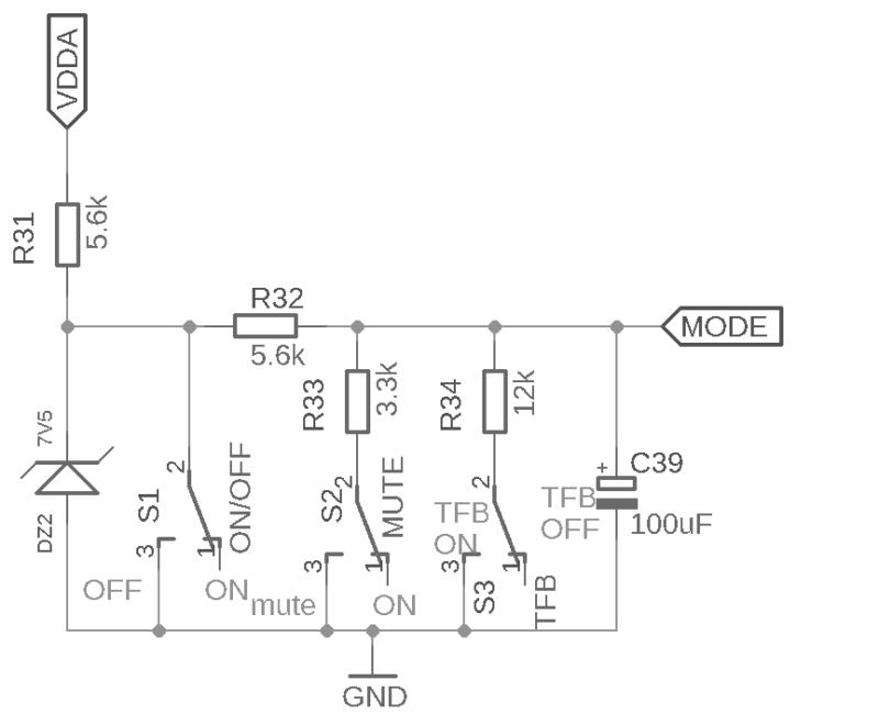 Esquema do circuito de modo tda8954 circuitos tda8953 tda8954 amplificador potência classe d 420w