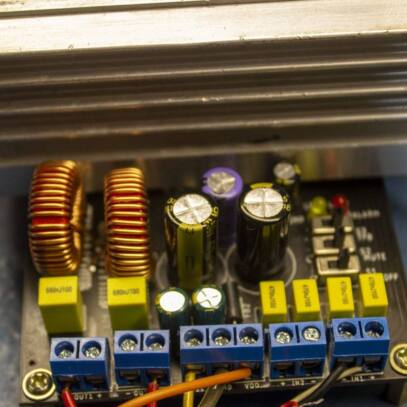 Tda8953 tda8954 amplificador potência classe d 420w