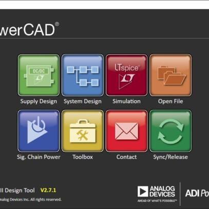 Download ltpowercad 2 design de fonte de alimentação