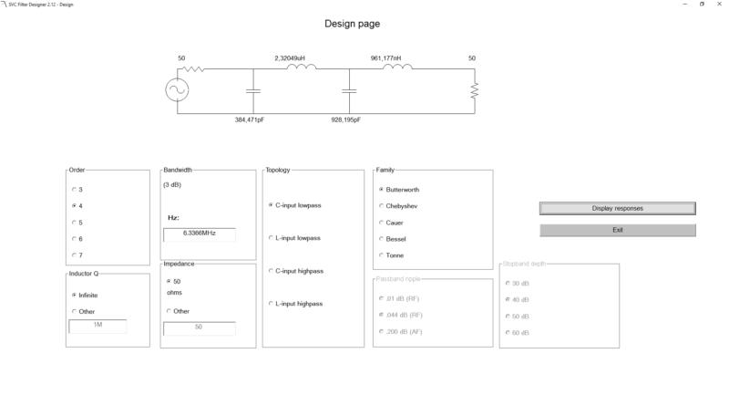 Download Svc Filter Design Screen