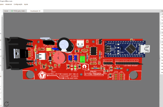 Easyeda Desktop Pcb Simulador Esquema