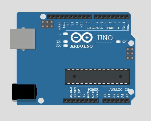 Simulador Arduino Online Wokwi - Arduino Uno