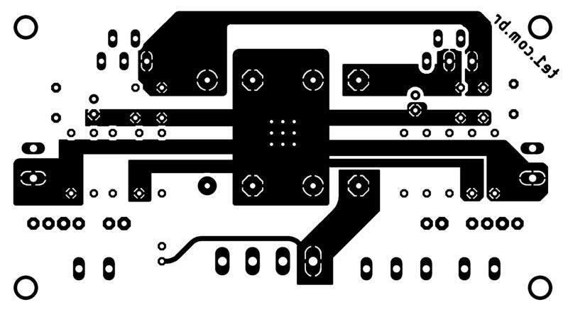 Amplificador Tda2030 Tda2050 Tda2040 Lm1875 Parte Inferior
