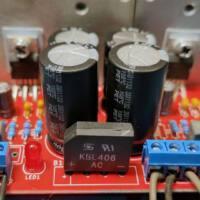 Tda2030 Lm1875 Amplificador Dinâmico Estéreo