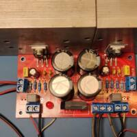 Tda2050 Lm1875 Amplificador Dinâmico Estéreo