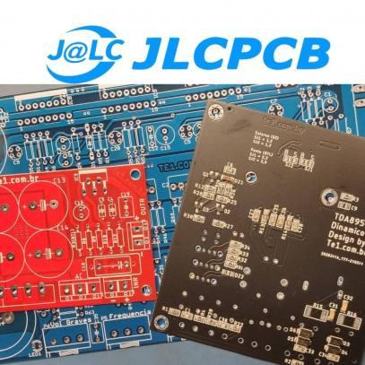 O que é o serviço de pré-encomenda de peças jlcpcb?