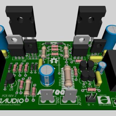 Amplificador Hx100