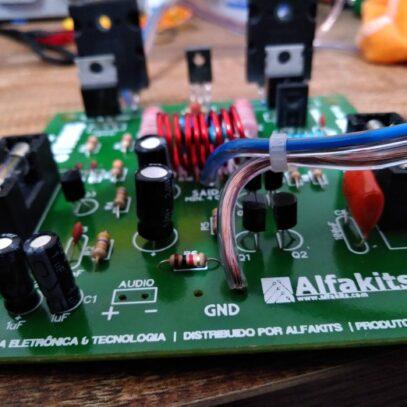 Amplificador Superstrong Revisão 5.0